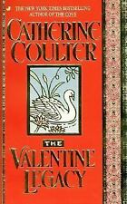 Legacy: The Valentine Legacy 3 by Catherine Coulter (1996, Paperback)