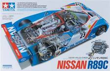 Tamiya 24093 1/24 Scale Model Group C Race Car Kit Nissan R89C 1989 Le Mans