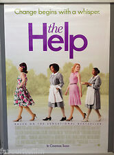 Cinema Poster: HELP, THE 2011 (One Sheet) Emma Stone Viola Davis Octavia Spencer