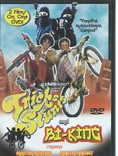 DVD - DIRTY TRICKS AND CUNNING STUNTS + BI-KING 2 FILMS on 1 DVD -ENGLISH