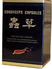 2 packs, Cordyceps Sinensis capsules, 100% Authentic Herbs, Top Quality!