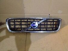 2005 2006 2007 Volvo S60 Grill Grille With Emblem Good Clean Factory OEM