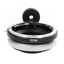 Tilt Shift Adapter for Canon EOS Lens to Panasonic Olympus Micro 4/3 m43 Adapter