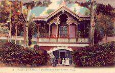 FRANCE. VALS-LES-BAINS - PAVILLON DE LA SOURCE CAMUSE 1919 Pvt M. H. Matthews