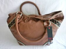 Red by Marc Ecko - shoulder bag - saddle brown
