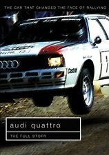 Audi Quattro - The Full Story New DVD The car that changed the face of Rallying