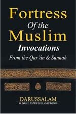 FORTRESS OF THE MUSLIM (PS) INVOCATIONS FROM QURAN & SUNNAH BY DARUSSALAM - NEW