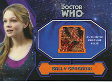 Topps 2015 Doctor Who Sally Sparrow Costume Relic Trading Card