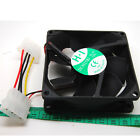 Computer Case Cooler 12V 8CM 80MM PC CPU Cooling Cooler Fan