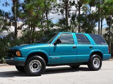 Chevrolet : Blazer BLAZER