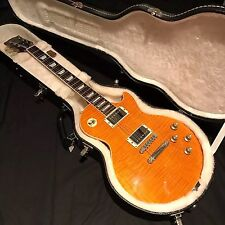 2002 Gibson Les Paul Standard Plus In Amber - Relic (Relic'd)