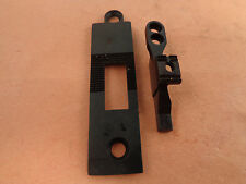 Pfaff 145 545 Walking Foot Sewing Machine Needle Plate & Feed Dog #26746C&26745C