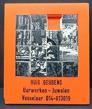 Huis Geudens Juwelen Vosselaar - Slide Puzzle Schiebepuzzle Spielzeug (Lot S165