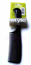 KENT STYLE WIDE TOOTH DETANGLING COMB WIG DETANGLER AS14