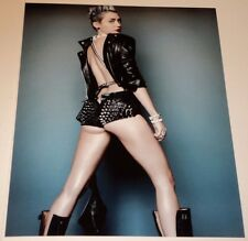 MILEY CYRUS /  8 X 10  COLOR  PHOTO