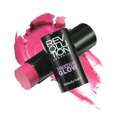 Revolution Organics Freedom Glow Beauty Balm in Blushed ~ Pink NIB Full Size