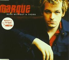 Maxi CD - Marque - Rose Without A Thorn - #A2482