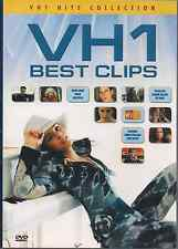 rare DVD PROMO ONLY VH1 BEST CLIPS small faces MADONNA joss stone DIDO Kelis U2