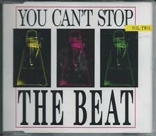 V/A - You can't stop the Beat VOL. 2 PROMO CD SINGLE 13TR 1989 (METRONOME) Sybil