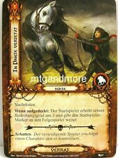 Lord of the Rings LCG - 1x in panico offset #083 - i neri Cavaliere