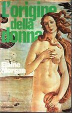 Mu42 L'origine della donna Elaine Morgan Euroclub 1977