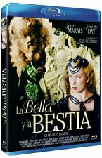 BEAUTY AND THE BEAST La Belle Et La Bete **Blu Ray B**  Jean Marais, Josette Day