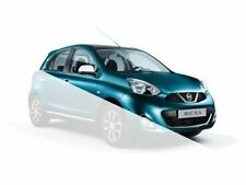 Genuine Nissan Micra 08/13  Mirror Covers - Glossy White (KE9601H000WH)