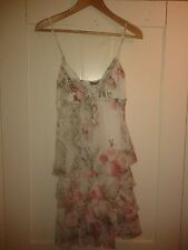 BNWT Jane Norman - Size 16 - Ruffle Rose Dress