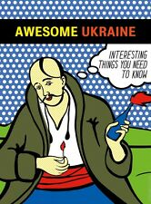 Ukrainian book in English - Awesome Ukraine. Interesting Things You Need To Know