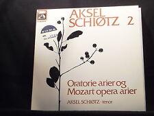Aksel Schiotz - 2: Oratorio / Mozart Arier