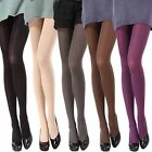 Opaque Footed Tights Sexy Women's Pantyhose Stockings Socks Colors New