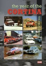 The Year of the Cortina - The 1964 Season (New DVD) Ford Saloon Car Racing Rally