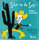 BING CROSBY Silver On The Sage EP 1950s