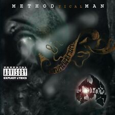 METHOD MAN - TICAL  CD  16 TRACKS HIP HOP / RAP  NEU