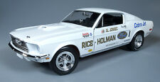 1968 Mustang Cobra Jet Super Stock drag car Al Joniec 1:18 Auto World 203