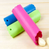 New cooking  Convenient Magic Silicone Garlic Peeler Peel Easy Kitchen Tool
