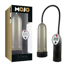 MOJO G Force Digital Penis Pump Enlargement Impotence Aid - Same Day Dispatch -