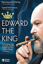 EDWARD THE KING 4-Disc DVD Set ACORN MEDIA Region1 COMPLETE UK BROADCAST EDITION