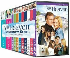 7th Heaven Complete Series Season 1, 2, 3, 4, 5, 6, 7, 8, 9, 10 & 11 DVD Box Set