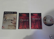 RESIDENT EVIL 4 COLLECTORS EDITION for PLAYSTATION 2 'VERY RARE & HARD TO FIND'