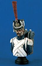 Verlinden 200mm 1/9 Fusilier Grenadier of Imperial Guard Bust (Napoleonic) 1340