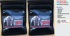 12 SUPER MUSCLEMAN SEX CAPSULES-LONG STAYER,HARDER,REAL PLEASURE,QUICK EFFECT