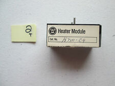 NEW NO BOX WESTINGHOUSE HEATER CURRENT RATING MODULE HTM-04 MODEL 1 (221-1)