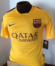 Barcelona Nike Club Prematch Training Dri-Fit Jersey Size: XL Extra Large