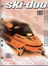 1997 SKI-DOO TOURING E, E LT, LE, SLE PARTS MANUAL P/N 480 1424 00  (510)