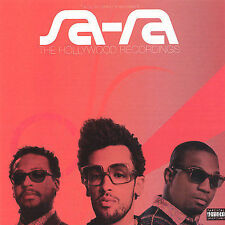 The Hollywood Recordings [PA] by Sa-Ra (CD, Jul-2007) Free Ship #HX38
