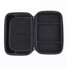 Black EVA Skin Travel Carry Hard Case Bag Pouch For Nintendo 3DS LL NDSI NDSL