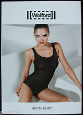 WOLFORD NEON BODY 78264, SMALL, in bellini (4742), New in box
