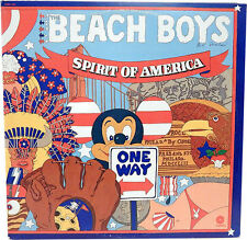 THE BEACH BOYS - Spirit Of America . Do-LP Gatefold Capitol SVBB-11384