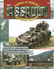 CONCORD ASSAULT 6 BRITISH ARMY AIR DEFENSE / US ARMY 12TH CHEMICAL / M109A6 PALA
